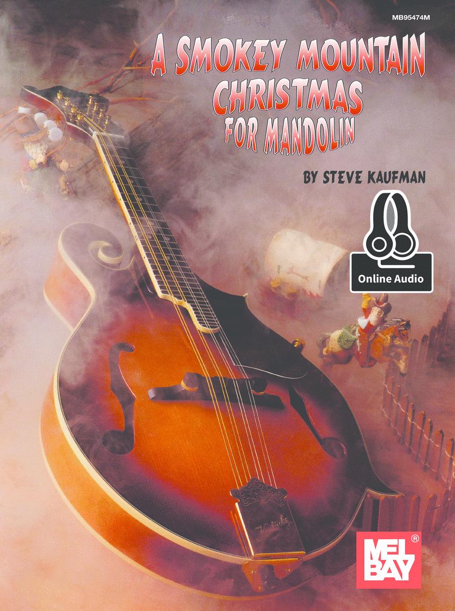 Smokey Mountain Christmas for Mandolin