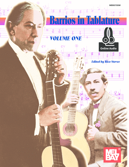 Barrios in Tablature, Volume 1