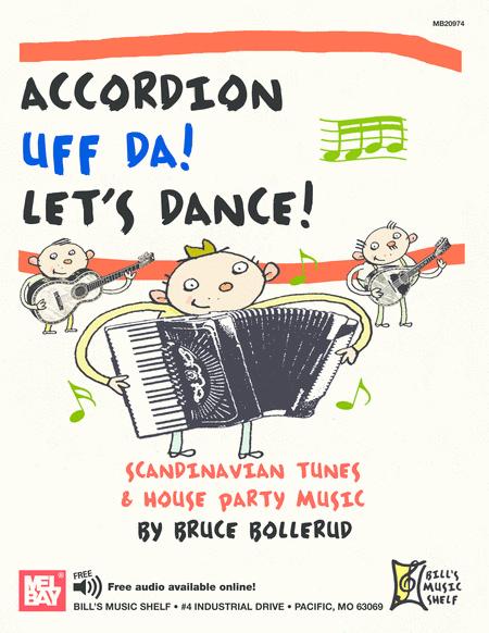 Accordion Uff Da! Let's Dance