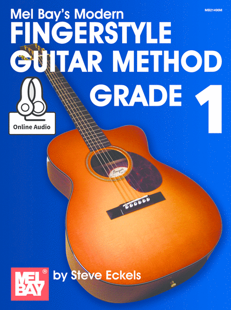 Modern Fingerstyle Guitar Method Grade 1