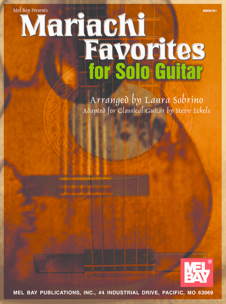 Mariachi Favorites for Solo Guitar