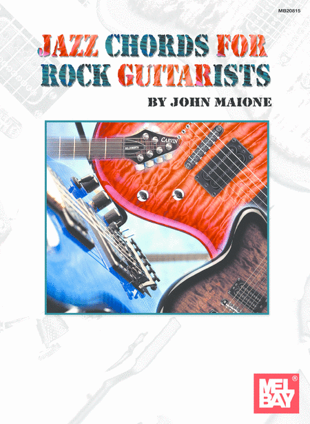 Jazz Chords for Rock Guitarists