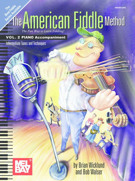 American Fiddle Method Vol. 2 Piano Accompaniment