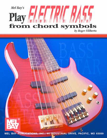 Play Electric Bass from Chord Symbols