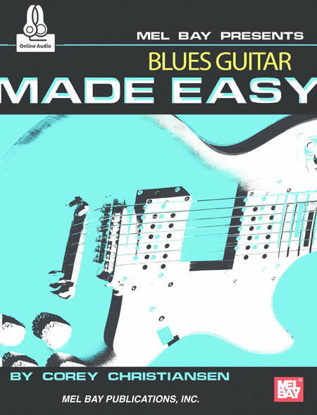 Blues Guitar Made Easy