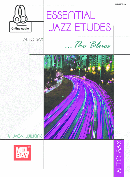 Essential Jazz Etudes...The Blues - Alto Sax
