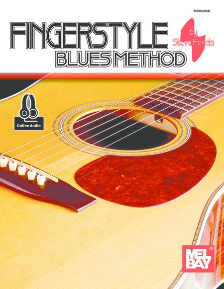 Fingerstyle Blues Method