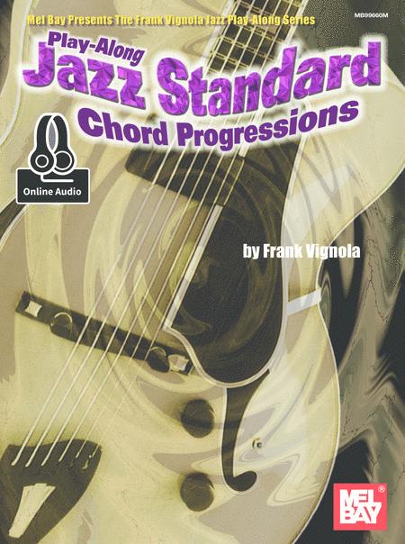 Play-Along Jazz Standard Chord Progressions