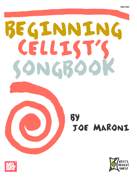 Beginning Cellist's Songbook