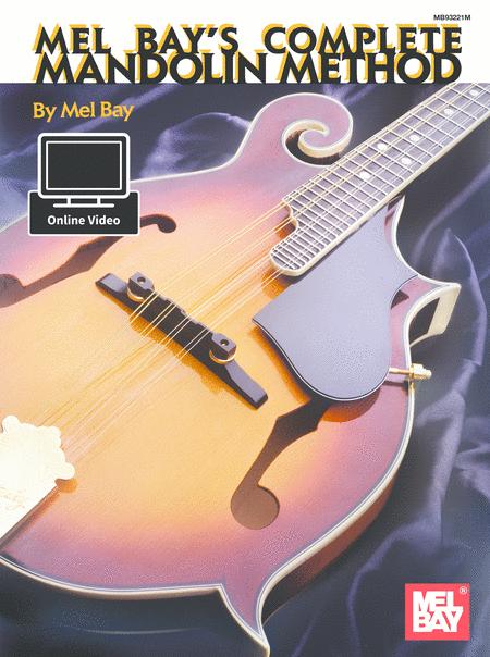 Complete Mandolin Method