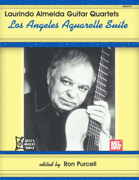 Laurindo Almeida Guitar Quartets
