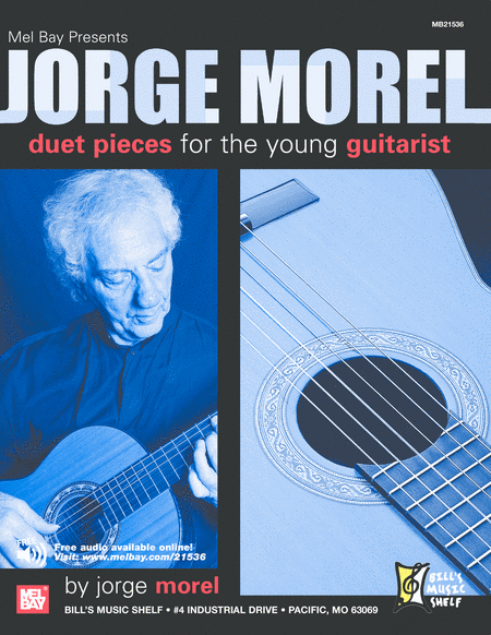 Jorge Morel: Duet Pieces for the Young Guitarist