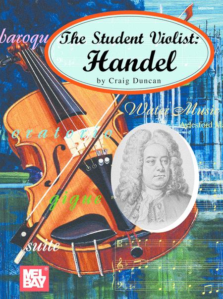 The Student Violist: Handel