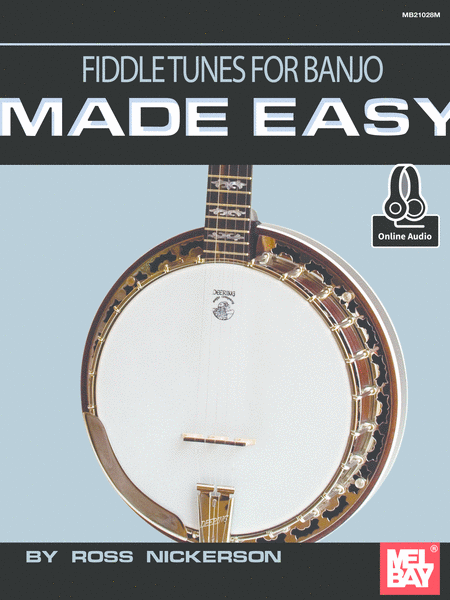Fiddle Tunes for Banjo Made Easy