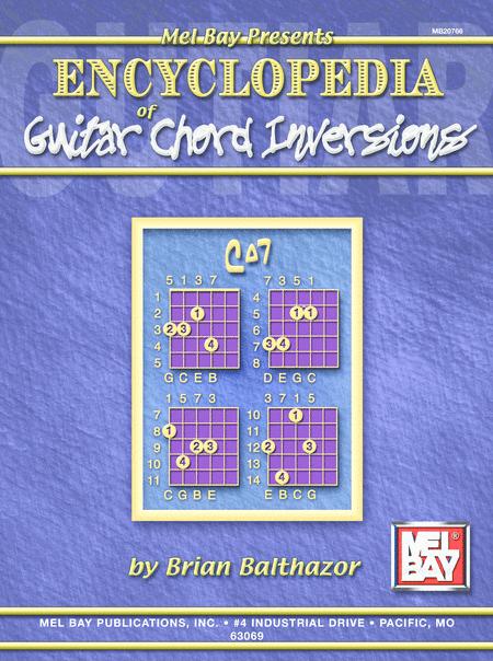 Encyclopedia of Guitar Chord Inversions