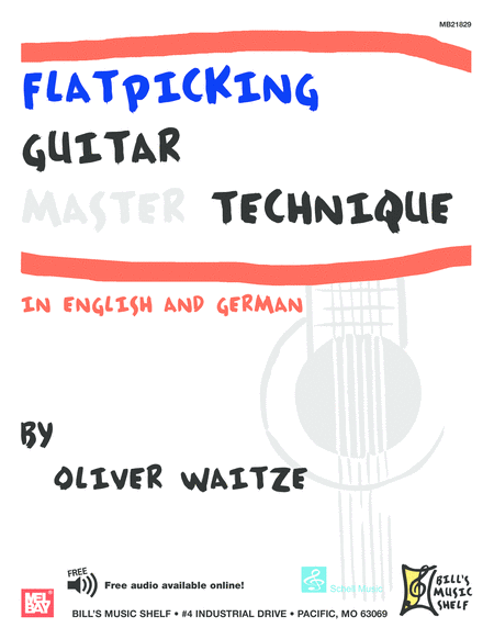 Flatpicking Guitar Master Technique