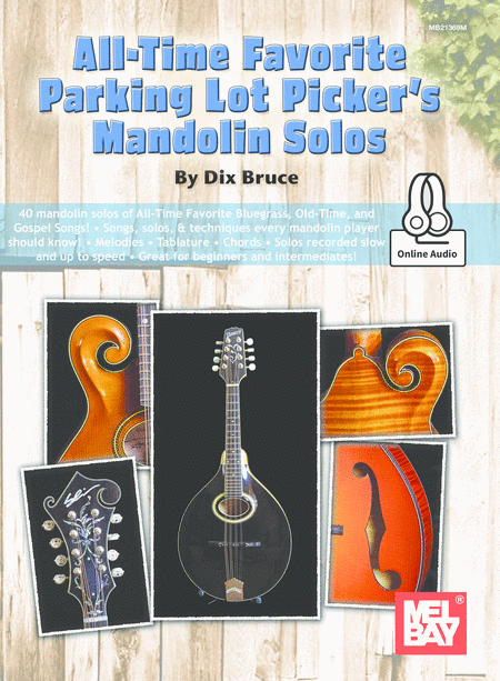 All-Time Favorite Parking Lot Picker's Mandolin Solos