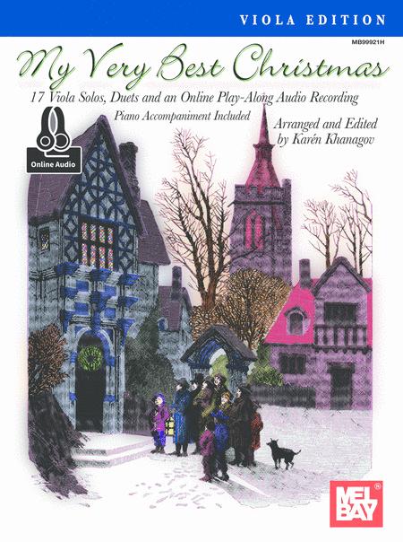 My Very Best Christmas, Viola Edition