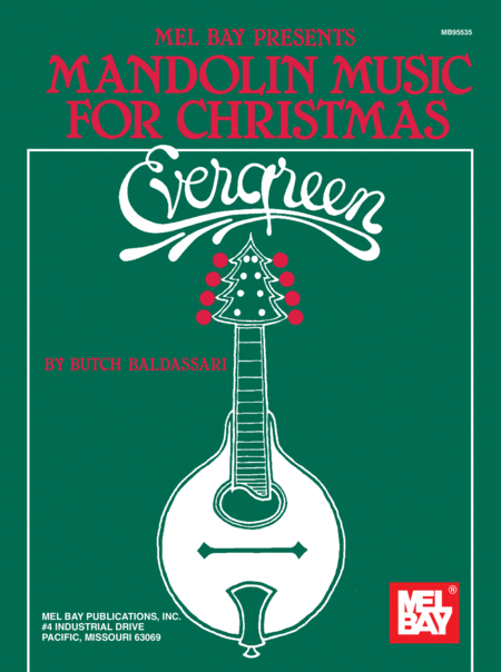 Evergreen - Mandolin Music for Christmas