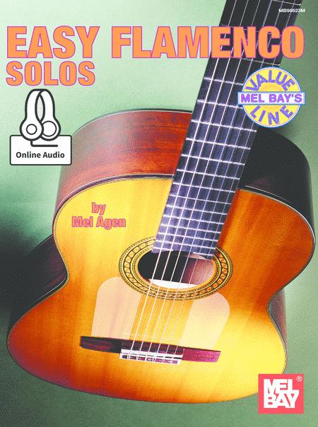 Easy Flamenco Solos