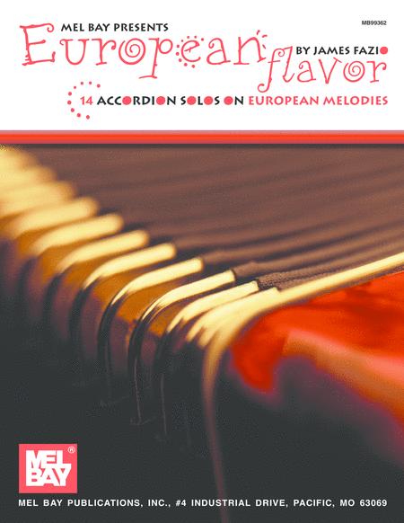 European Flavor (Accordion Solos)