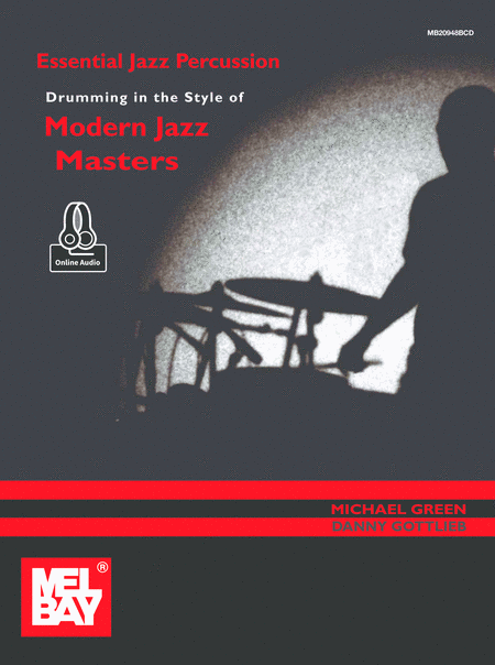 Essential Jazz Percussion