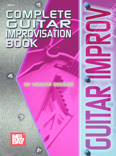 Complete Guitar Improvisation Book