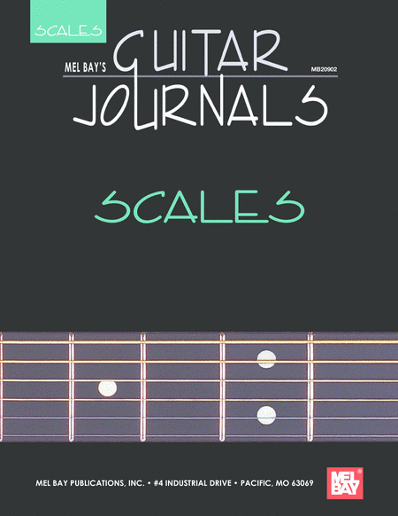 Guitar Journals - Scales