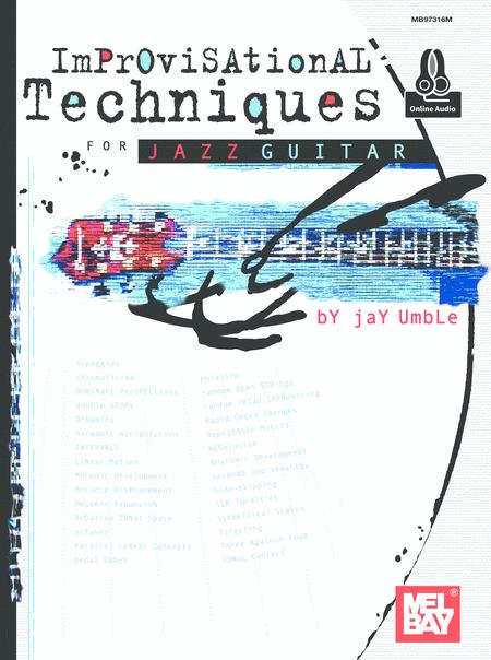 Improvisational Techniques for Jazz Guitar
