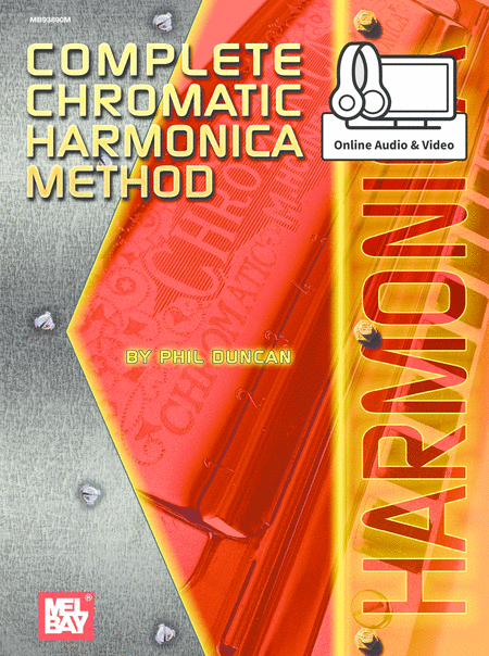 Complete Chromatic Harmonica Method