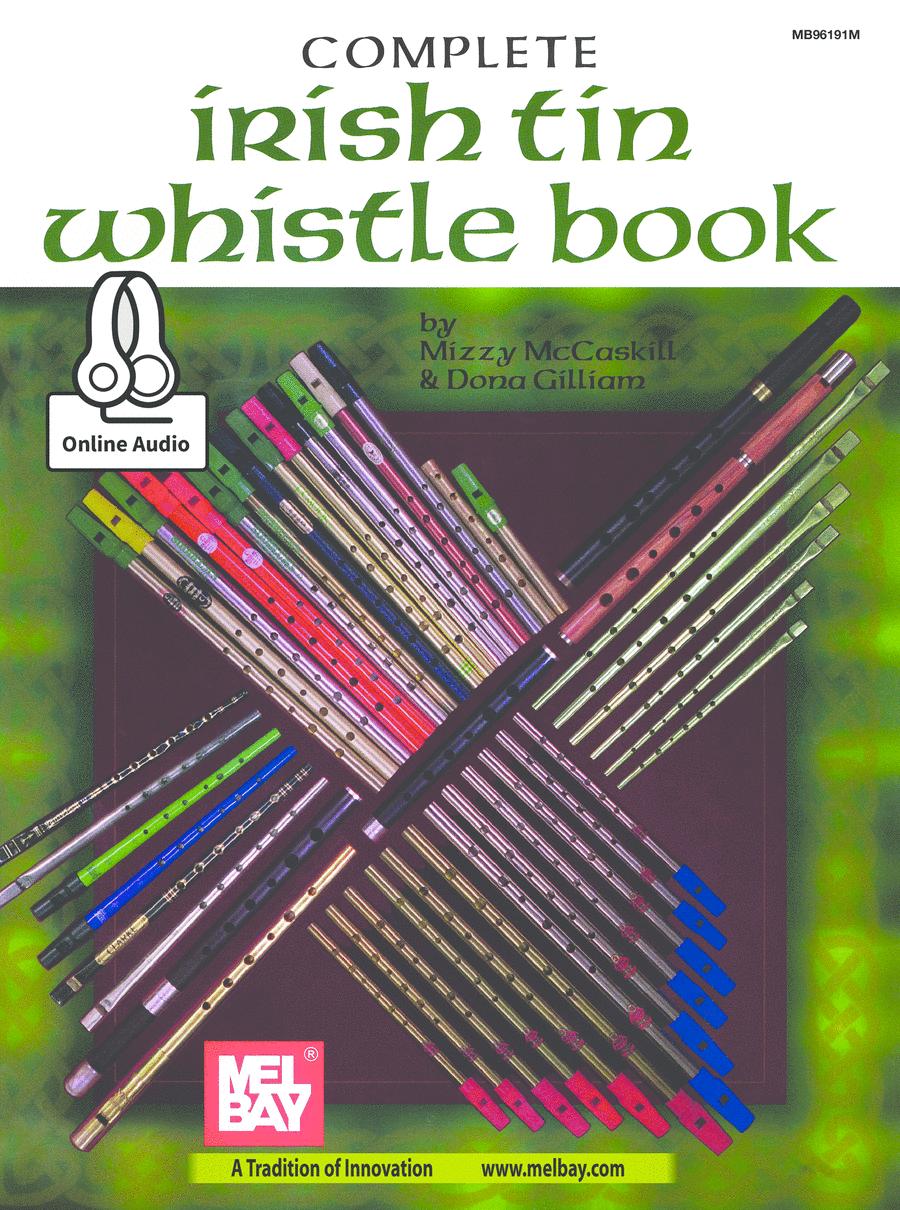 Complete Irish Tin Whistle