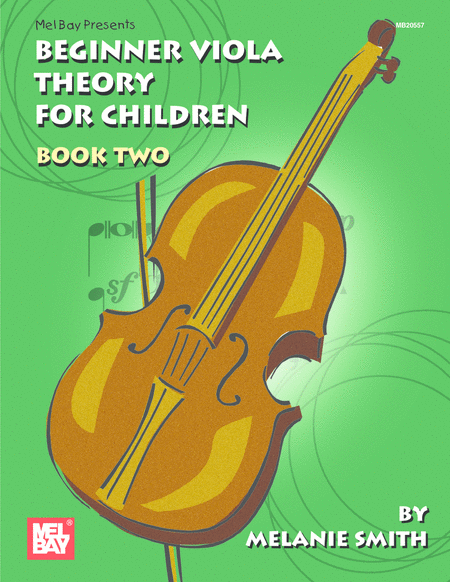 Beginner Viola Theory for Children, Book Two