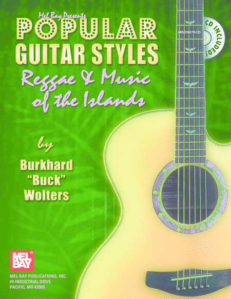 Popular Guitar Styles: Reggae & Music of the Islands