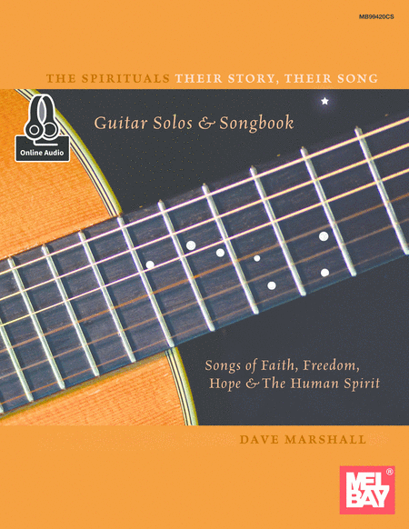 Spirituals: Guitar Solos and Songbook