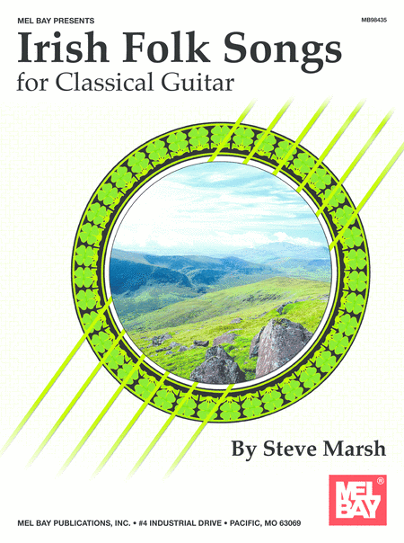 Irish Folk Songs for Classical Guitar