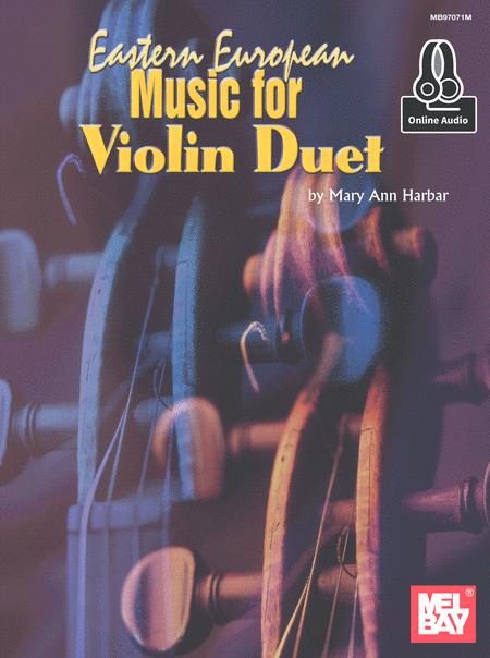 Eastern European Music for Violin Duet
