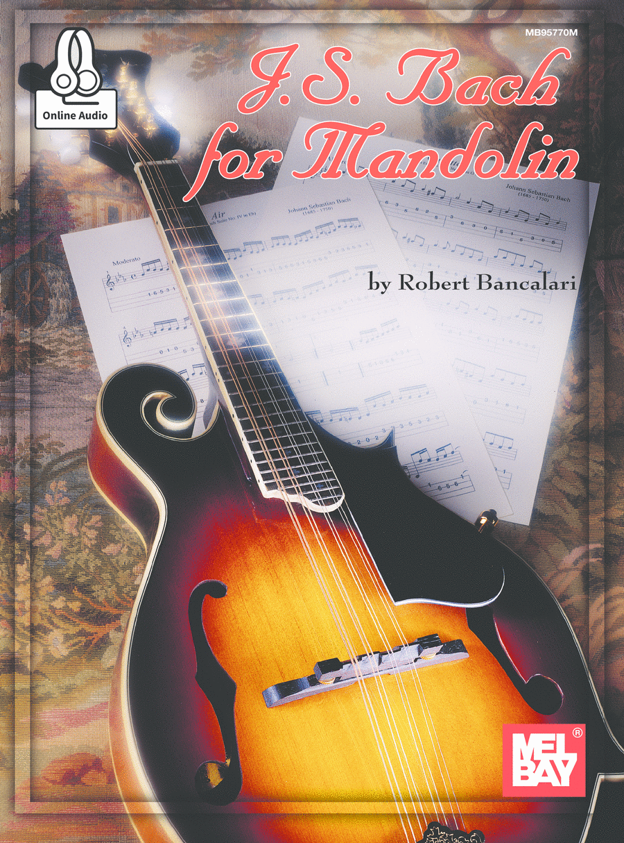 J. S. Bach for Mandolin