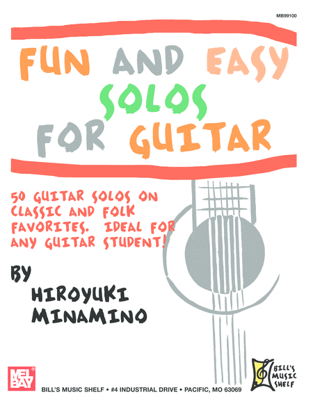 Fun and Easy Solos for Guitar