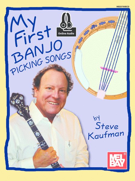 My First Banjo Picking Songs