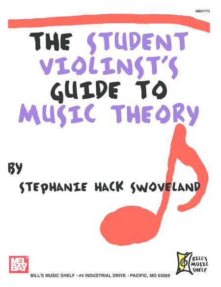 The Student Violinist's Guide to Music Theory