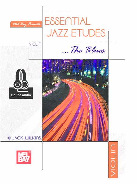 Essential Jazz Etudes...The Blues - Violin