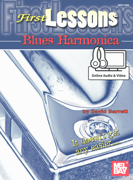 First Lessons Blues Harmonica