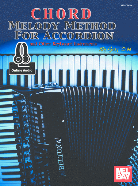 Chord Melody Method for Accordion