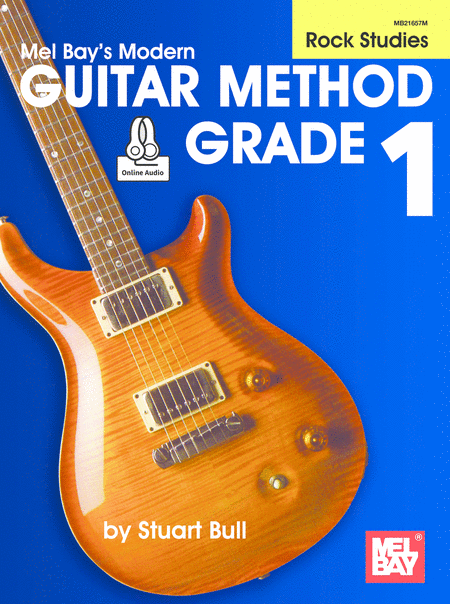 Modern Guitar Method Grade 1/Rock Studies