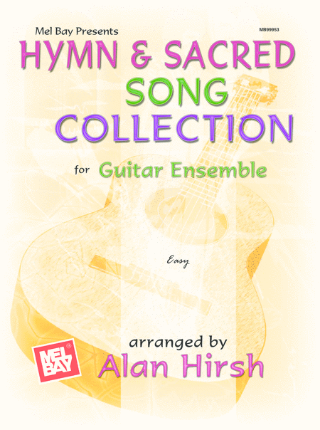 Hymn and Sacred Song Collection for Guitar Ensemble