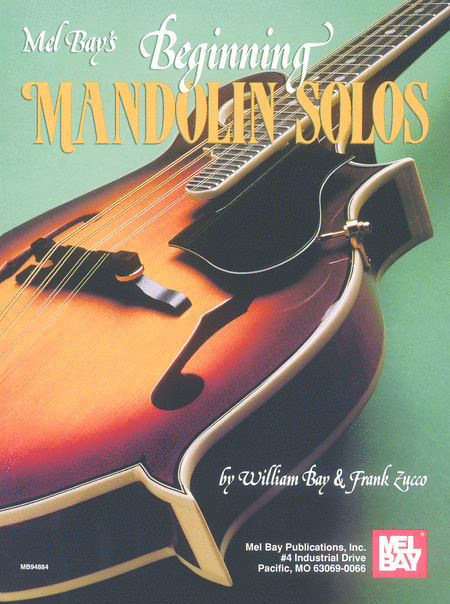 Beginning Mandolin Solos
