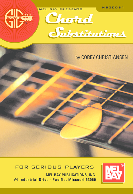 Gig Savers: Chord Substitutions