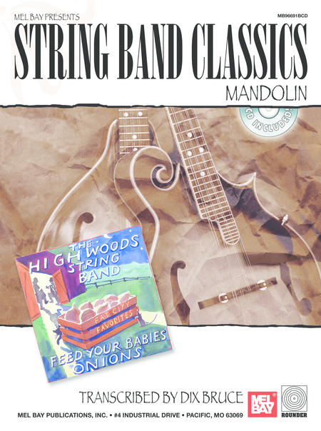 String Band Classics for Mandolin