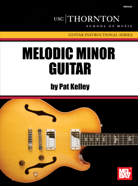 Melodic Minor Guitar