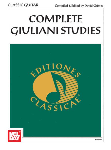 Complete Giuliani Studies